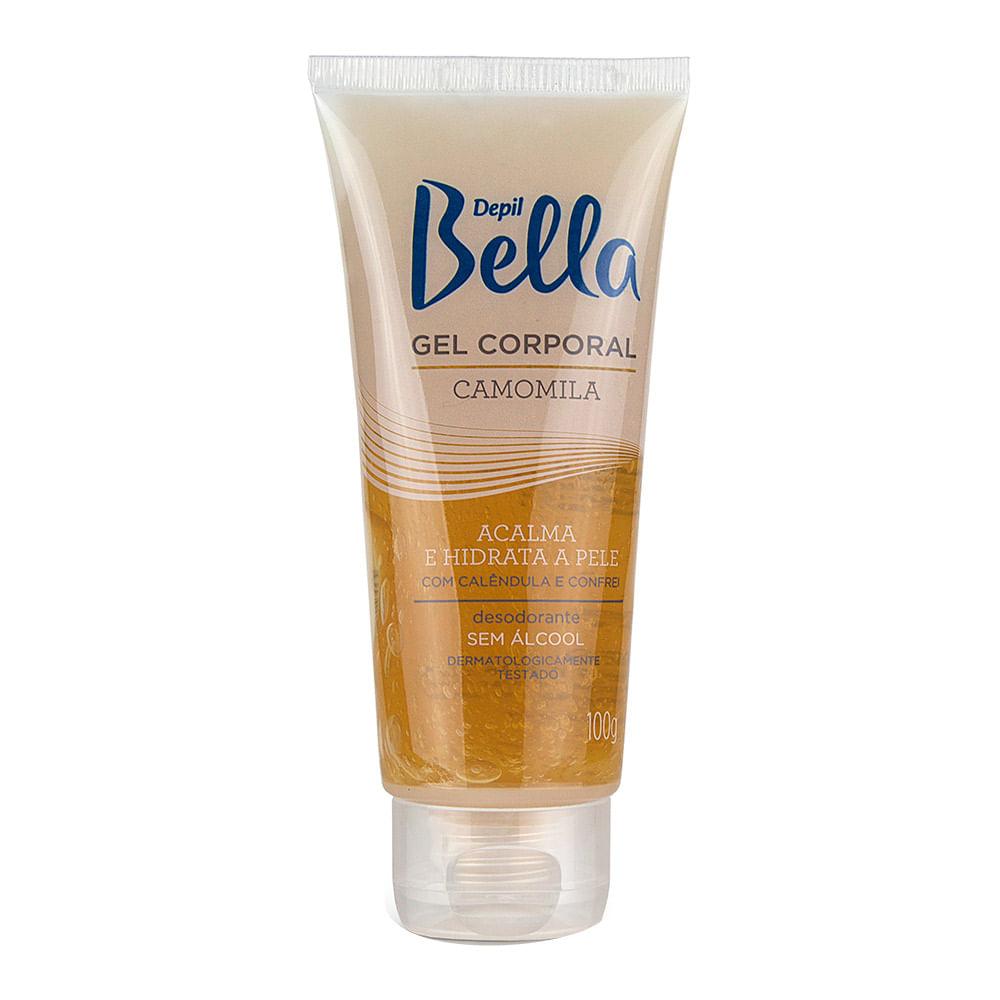 Gel Corporal  Depil Bella Camomila - 100g