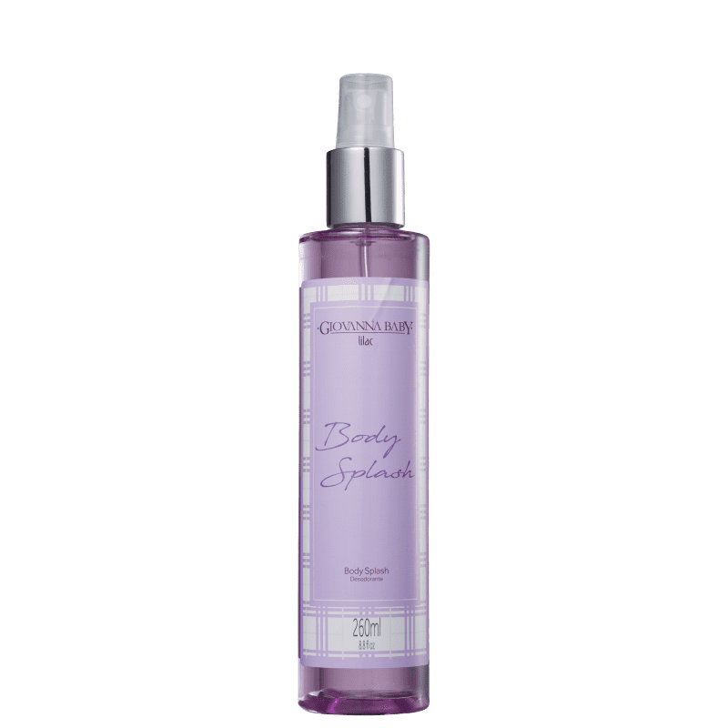 Giovanna Baby Body Splash Lilac- 260ml