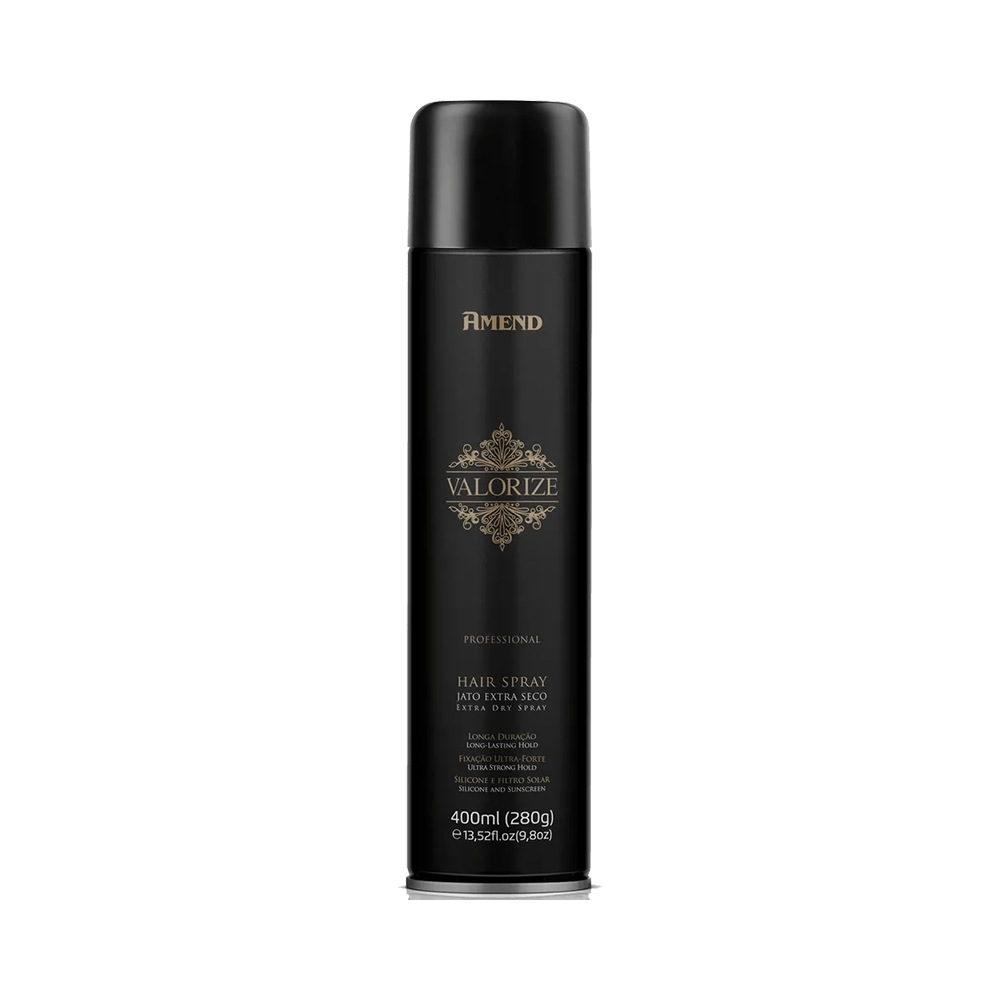 Hair Spray Extra Forte Valorize Amend - 400ml