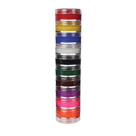 Kit Colormake Tinta Facial Cremosa (10 Produtos)
