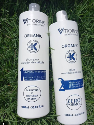Kit Progressiva Vittorine Organic - 1L