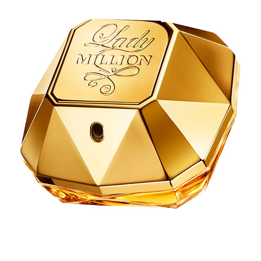 Lady Million Paco Rabanne Eau de Parfum - Perfume Feminino 80ml