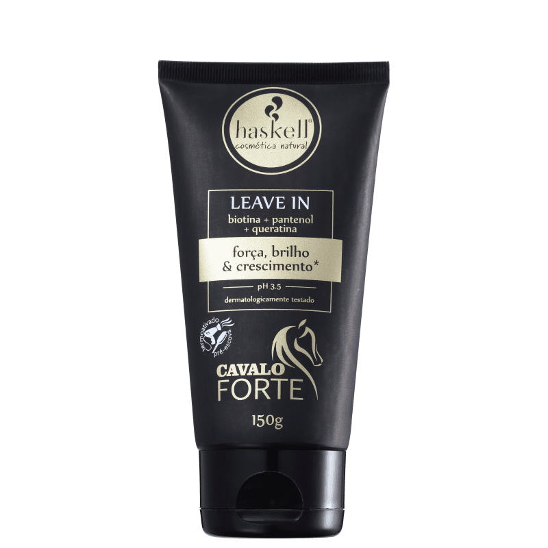 Leave-In Cavalo Forte Haskell - 150g
