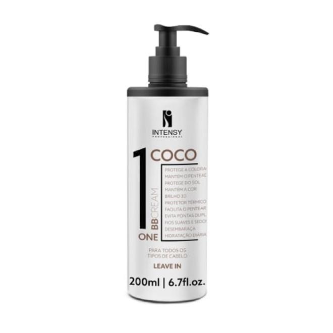 Leave-in Intensy BB Cream De Coco - 200ml