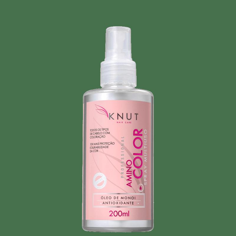 Leave-in Knut  Spray Multiuso Amino Color - 200 ml