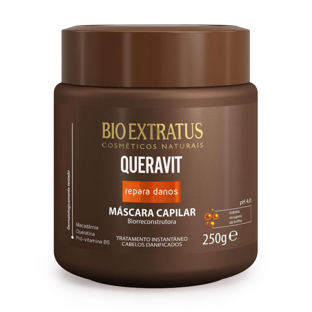 Máscara Capilar Bio Extratus Queravit - 250g