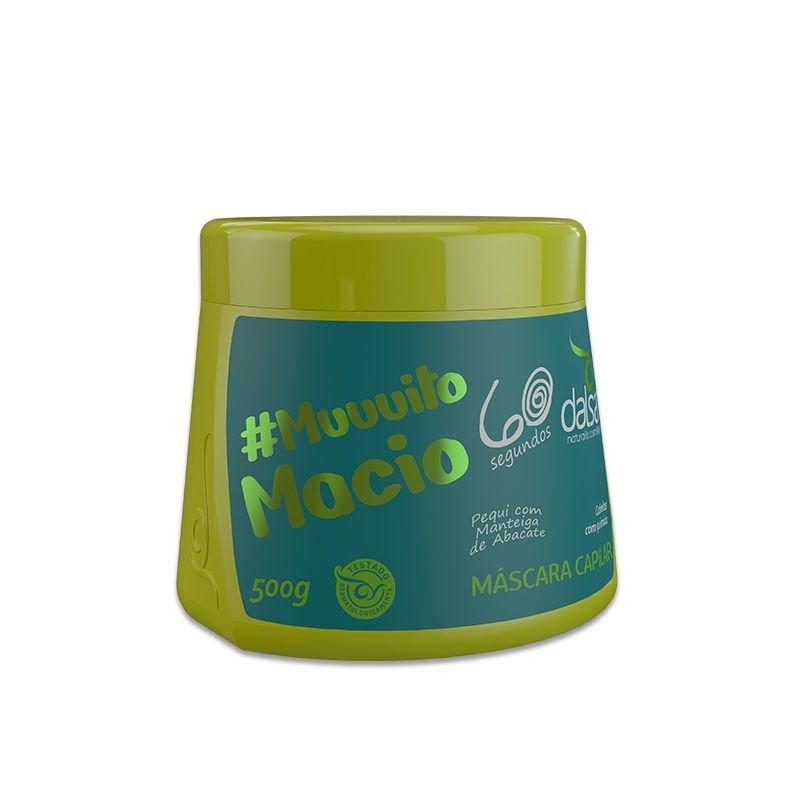 Máscara de Hidratação Dalsan #Muuuito Macio - 500g