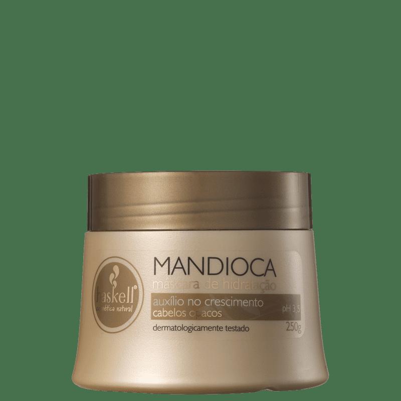 Máscara de Hidratação Haskell Mandioca - 250g