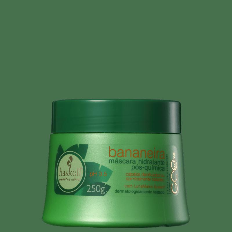 Máscara de Hidratação Pós-Química Bananeira - 250g
