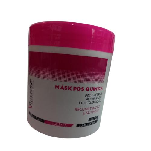 Máscara de Hidratação Vittorine Pós Química - 500g