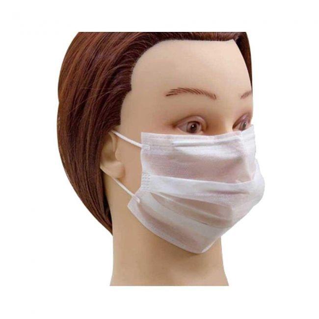 Máscara Descartável Santa Clara - 25 unidade