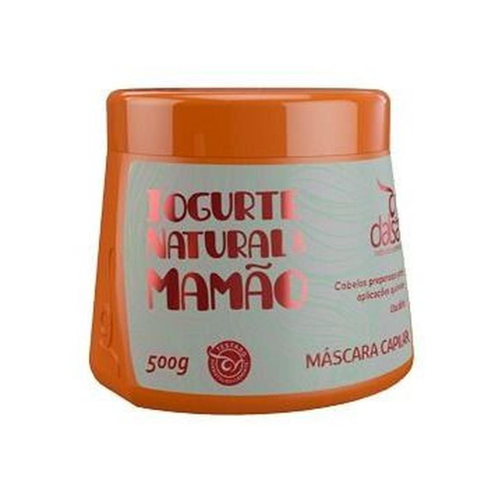 Máscara Hidratação Dalsan Iogurte Natural & Mamão - 500g