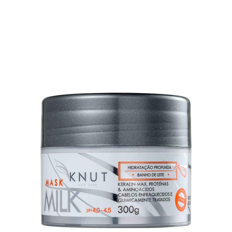 Máscara de Hidratação Knut Milk  - 300g