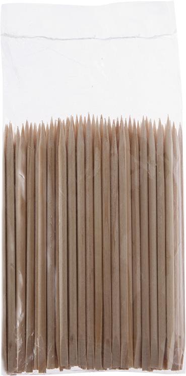 Palito Para Manicure Higipratic Pinus - 50 Unidades