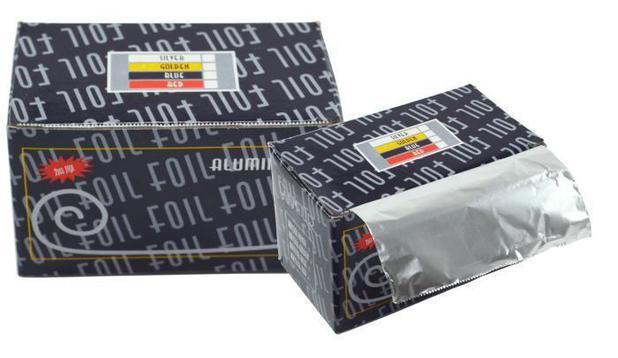 Papel Alumínio Santa Clara Rolo 16 Micras - 10 cm x 50 m