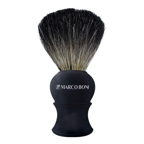 Pincel Para Barba Marco Boni com Cerdas De Texugo Ref:1333