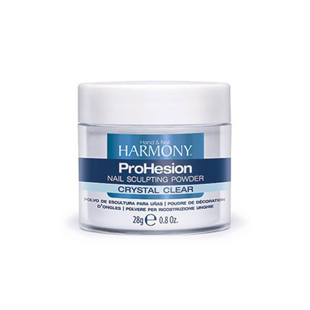 Pó Acrílico Harmony Crystal Clear Transparente - 28g