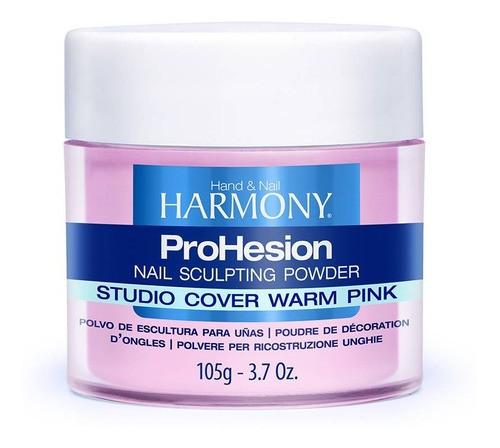 Pó Acrílico Harmony Studio Cover Warm Pink - 105g