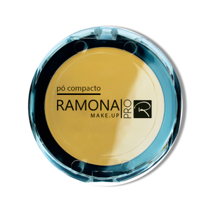 Pó Compacto Ramona Bege Médio - Cor:03