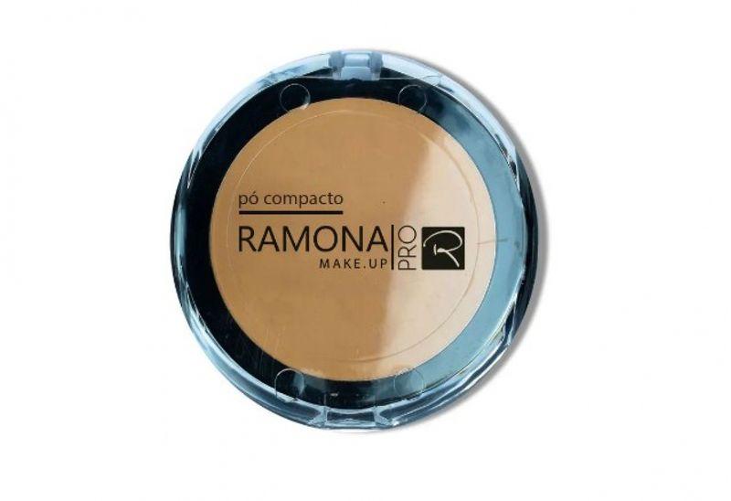 Pó Compacto Ramona Pêssego - Cor:05