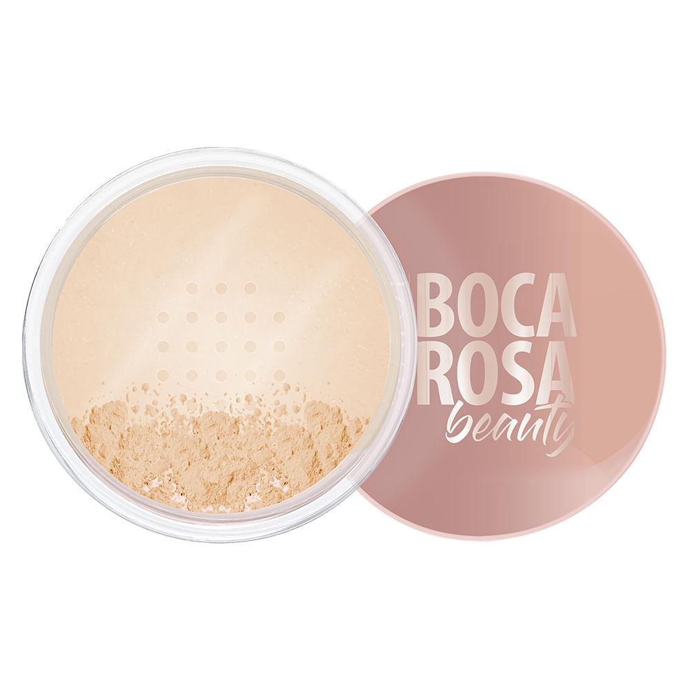 Pó Facial Payot Boca Rosa Cor: Marmore 02