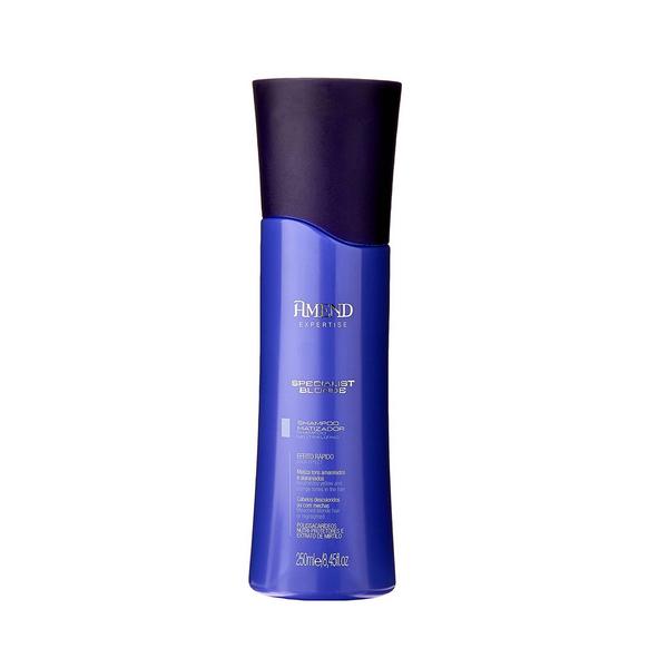 Shampoo Matizador  Amend Specialist Blonde -  250ml