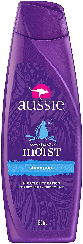 Shampoo Aussie Mega Moist Miracle - 360ml