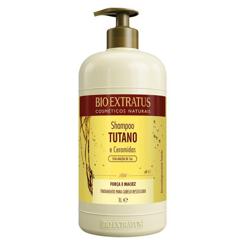 Shampoo Bio Extratus  Tutano e Ceramidas  - 1L