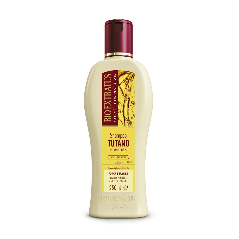 Shampoo Bio Extratus Tutano e Ceramidas   - 250ml