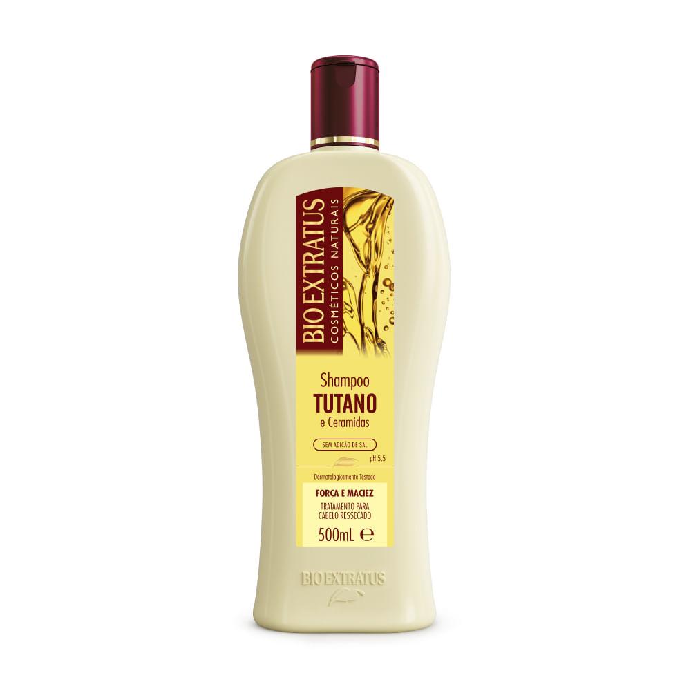 Shampoo Bio Extratus  Tutano e Ceramidas  - 500ml