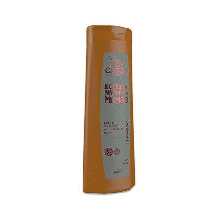 Shampoo Dalsan Iogurte Natural & Mamão - 300ml
