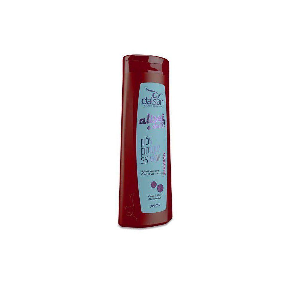 Shampoo Dalsan Pôs Progressiva - 300ml