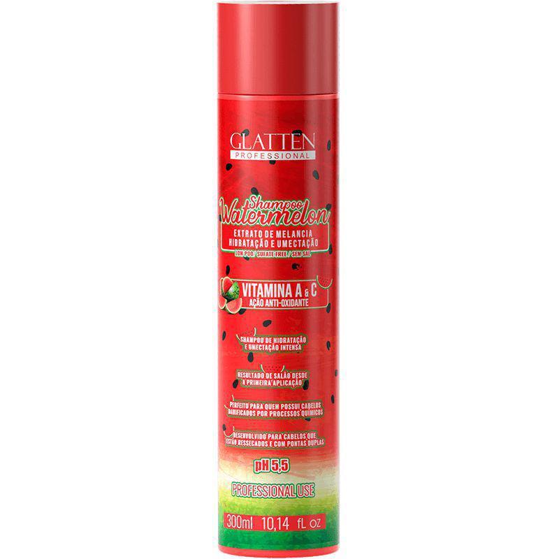 Shampoo Glatten Watermelon - 300ml