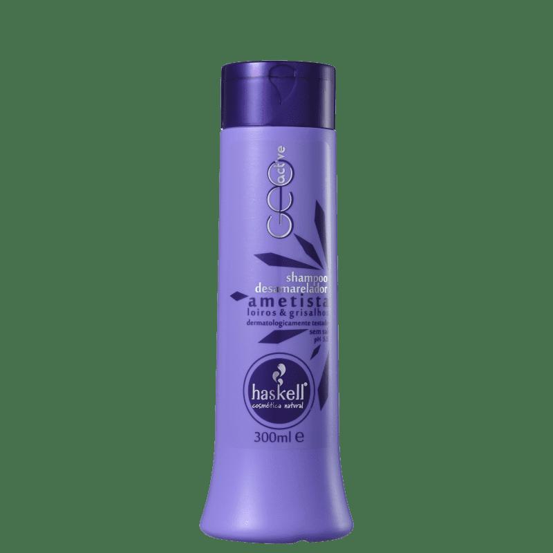 Shampoo Haskell Ametista Desamarelador - 300ml