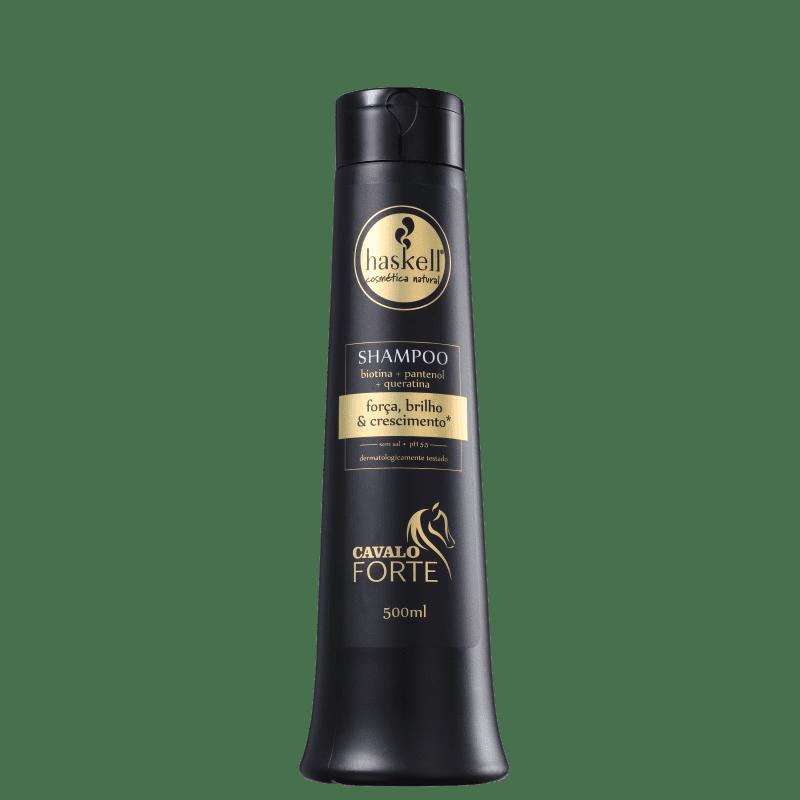 Shampoo Haskell Cavalo Forte - 500ml
