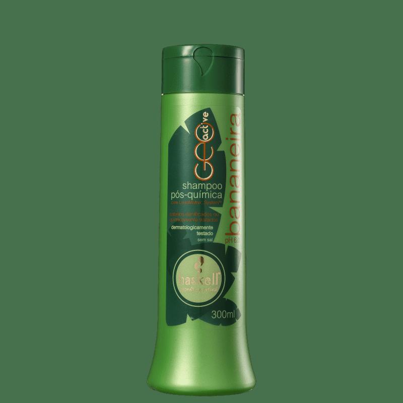 Shampoo Haskell Pós Química Bananeira - 300ml