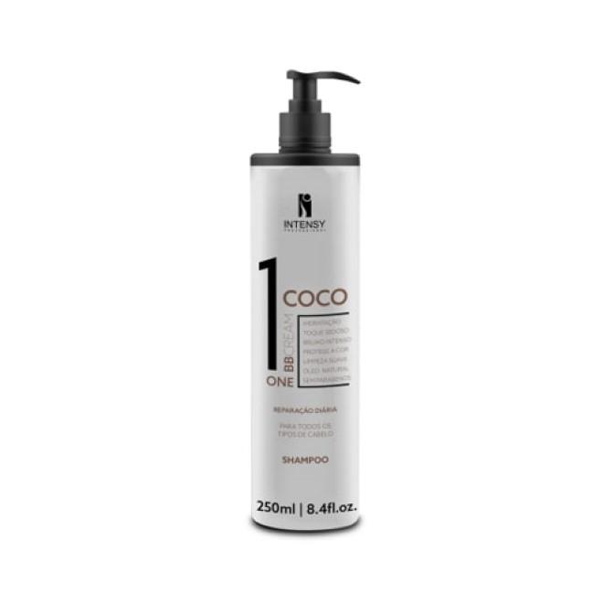 Shampoo Intensy BB Cream De Coco - 250ml