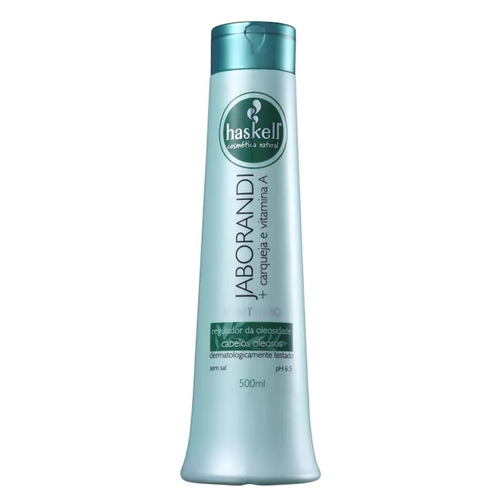 Shampoo Haskell Jaborandi - 500ml