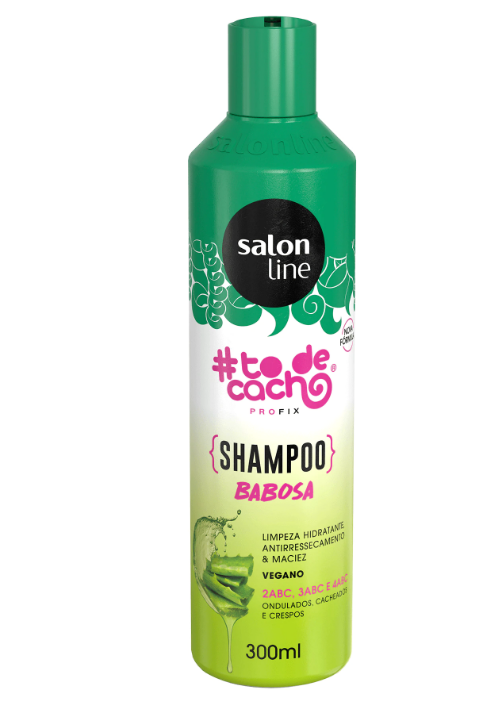 Shampoo Salon Line #todecacho Babosa - 300ml