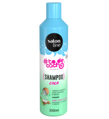 Shampoo Salon Line #todecachos Coco - 300ml