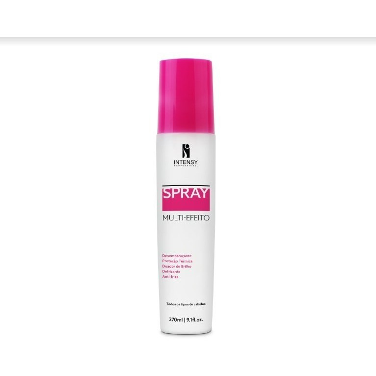 Spray Multi-efeito Intensy  - 270ml