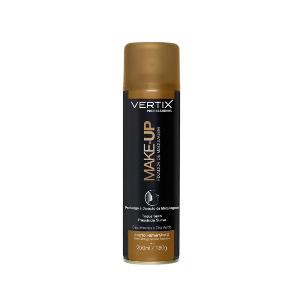 Spray Make - Up Vertix - Fixador de Maquiagem 250ml