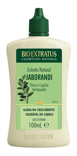 Tônico Capilar Antiqueda Bio Extratus Jaborandi - 100ml