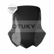 Bolha CB 500 X 2014 2015 2016 2017 2018 2019 2020 Alongada 40cm Otuky Colorida