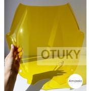 Bolha para Moto Comet 250 Gtr Otuky Amarelo