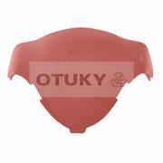 Bolha para Moto GSX 1300 R Hayabusa 1999 2000 2001 2002 2003 2004 2005 2006 2007 Otuky Vermelho
