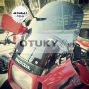 Bolha para Moto NX 350 Sahara Alongada +10cm