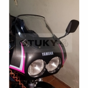 Bolha para Moto RDR 350 6 Furos Otuky Cristal