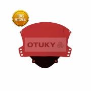 Bolha Para Moto Srad 1000 GSX-R 2006 2007 K5 Otuky Vermelho