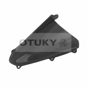 Bolha para Moto Srad 1000 Gsx-R 2011 2012 2013 2014 2015 2016 2017 Otuky Preto